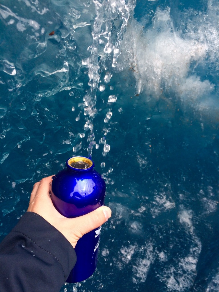 Live Life Out of Office - Glacier Water