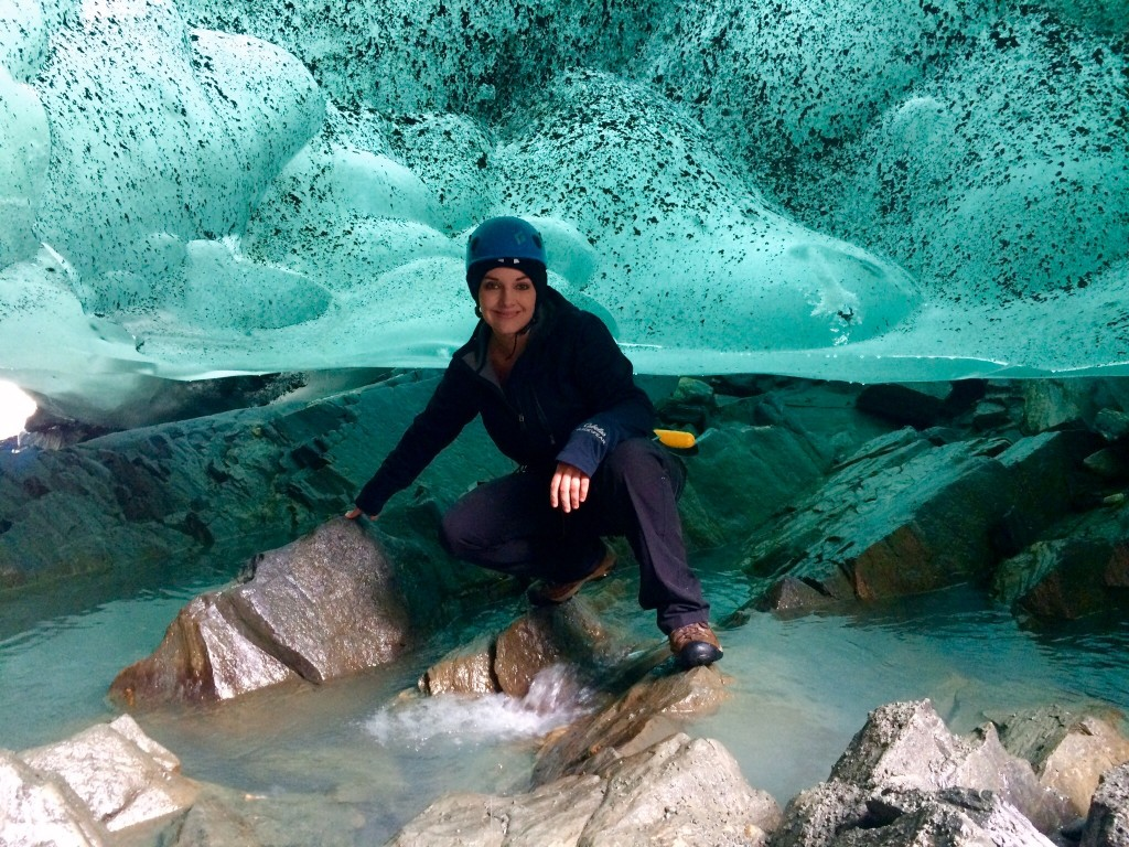 Live Life Out of Office - Ice Cave